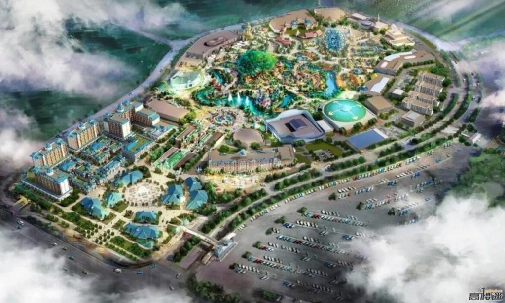 [Chine] Zhengzhou Haichang Ocean Park  Dwdzmu10
