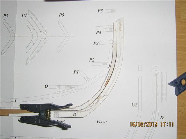L'AMARANTE corvetta 12 cannoni 1\36 G.DELACROIX 003_sm13