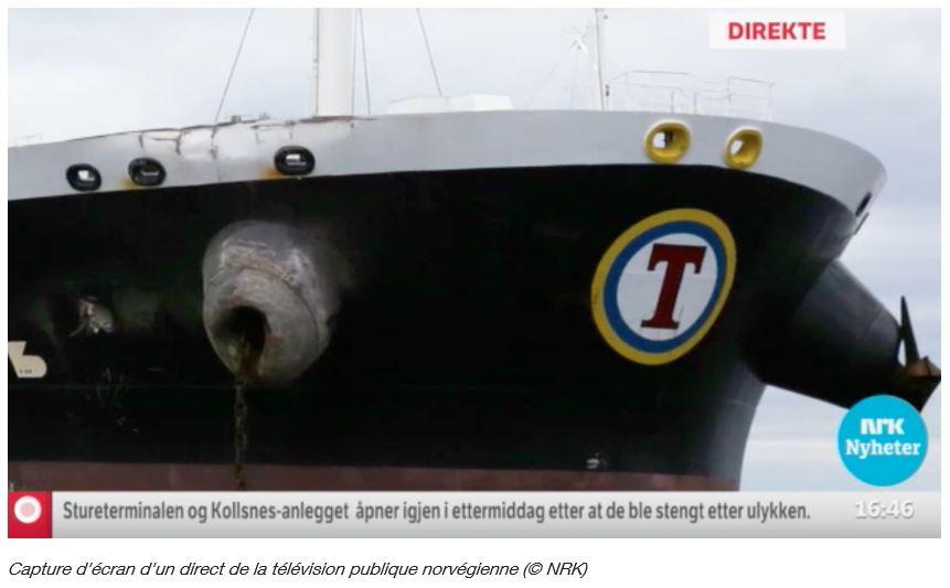 La frégate KNM Helge lngstad va t'elle couler?... 00-0210