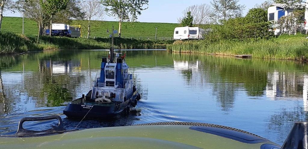Remorquage de dinghy  00_32010