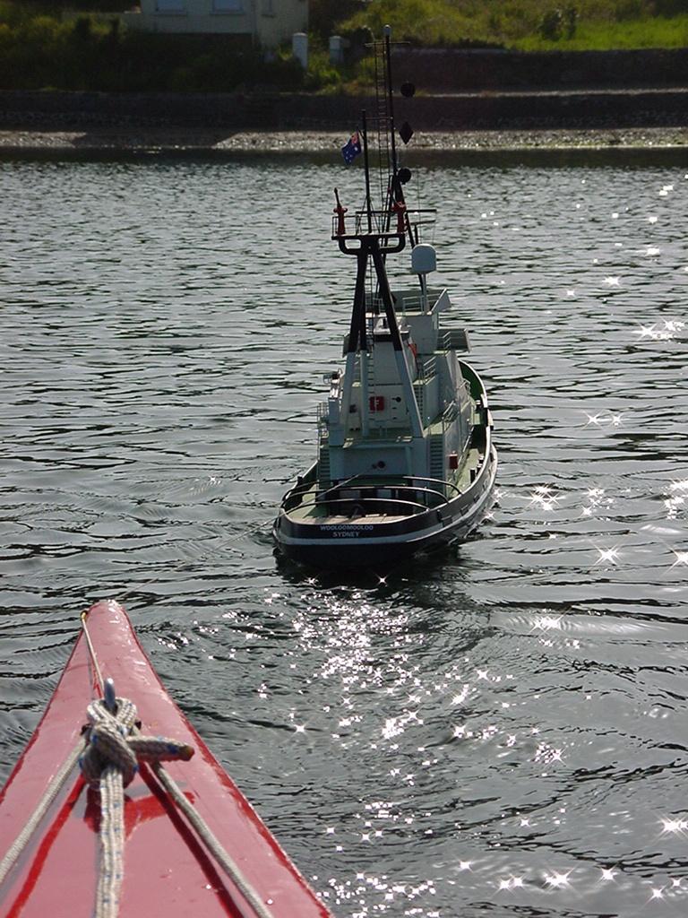 Remorquage de dinghy  Dsc00010