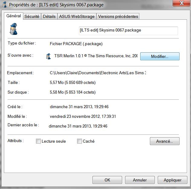 Savoir utiliser Merlin pour trier ses fichiers (Sims3Pack et Packages) Sans_t24