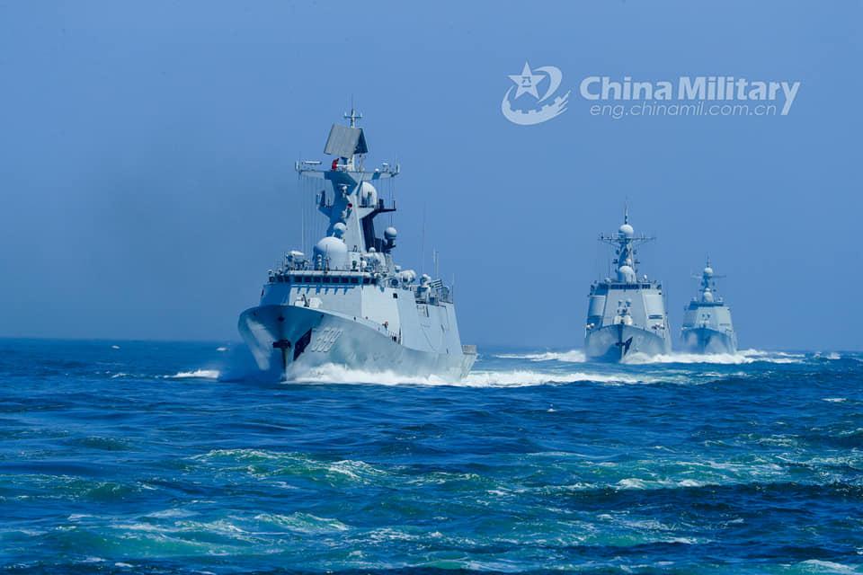 Marine chinoise - Chinese navy - Page 19 10106