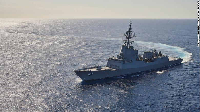 Australian Navy - Marine Australienne - Page 6 10128