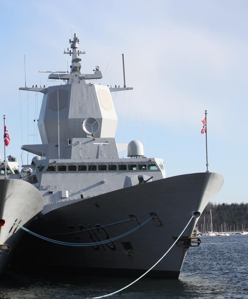 Marine norvégienne - Norwegian Navy - Page 23 1050