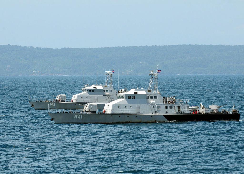 marine royale cambodgienne 1092