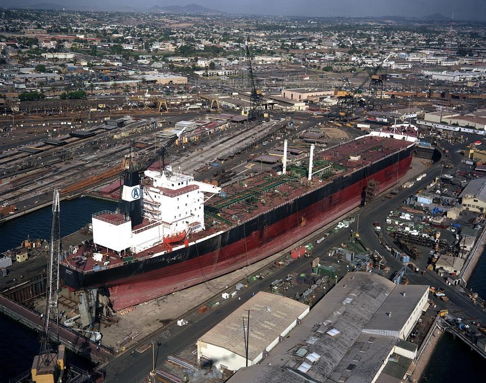 construction de navire hopital en Amérique  111
