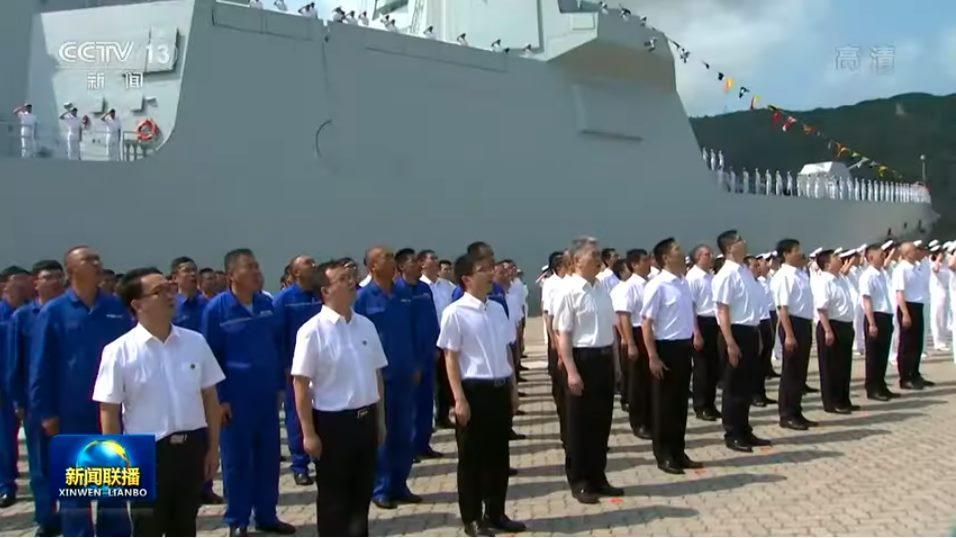 Marine chinoise - Chinese navy - Page 18 11109
