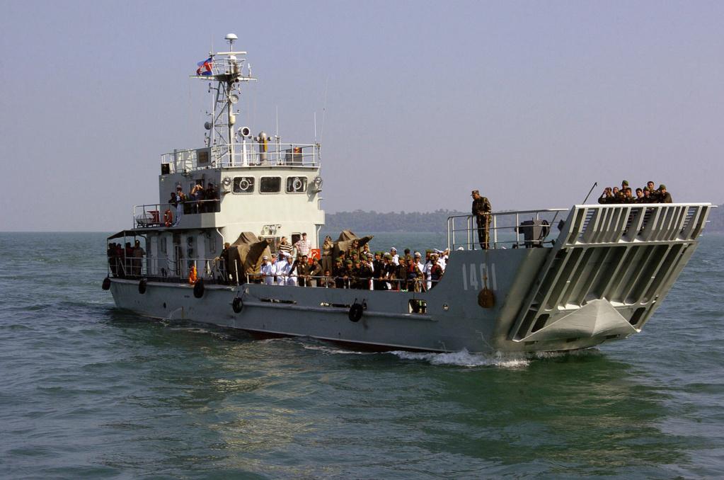 marine royale cambodgienne 11135