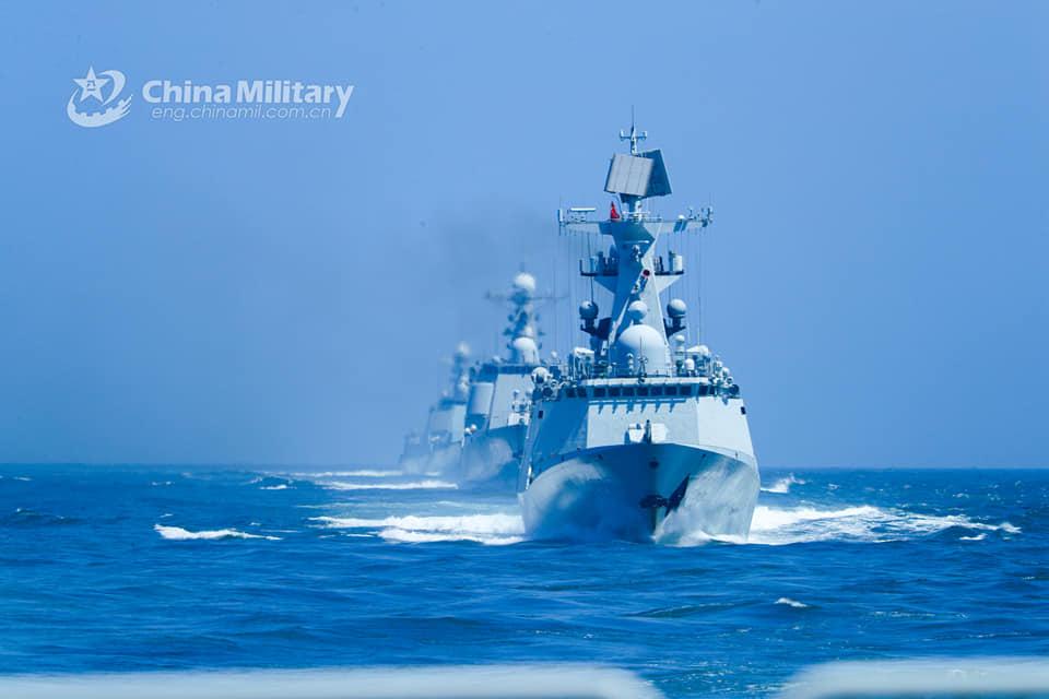 Marine chinoise - Chinese navy - Page 19 11146