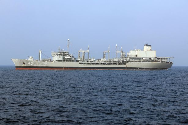 Iranian navy - Marine iranienne - Page 3 11239