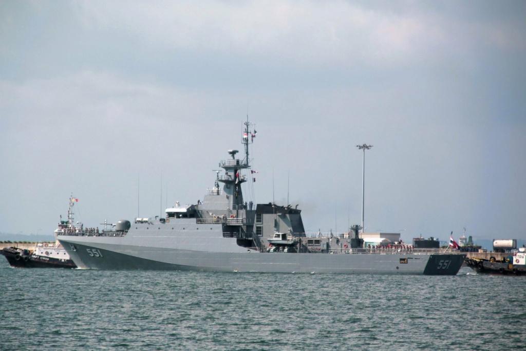 Marine royale thaïlandaise - Royal Thai Navy 113