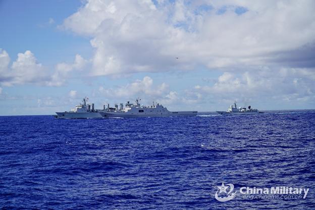 (PLA) Navy  CHINE 114