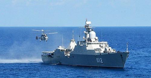 Marine Vietnamienne - Vietnam People's Navy  1150