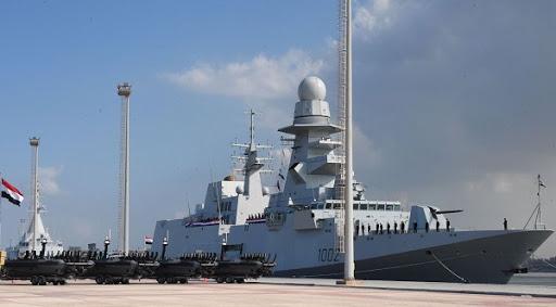 marine Egyptienne  1159