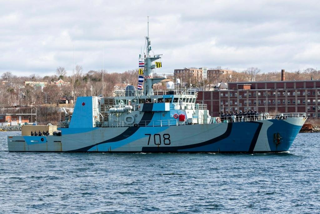 marine Royale Canadienne  1183