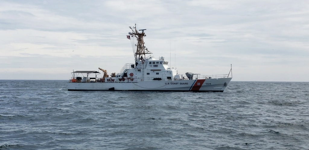 U. S. Coast Guard (garde-côtes des États-Unis) - Page 7 13187