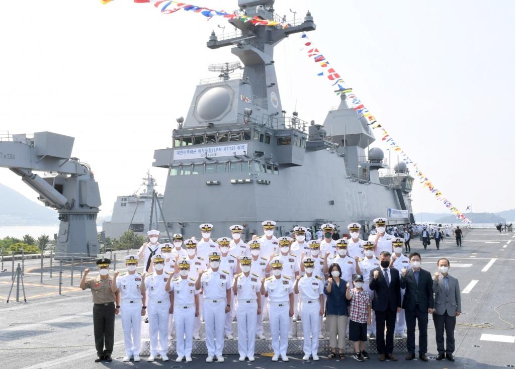 Republic of Korea Navy - Marine de la Corée du Sud - Page 6 13193