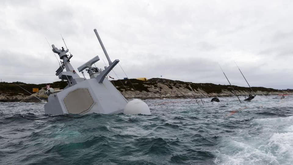 Marine norvégienne - Norwegian Navy - Page 23 1336