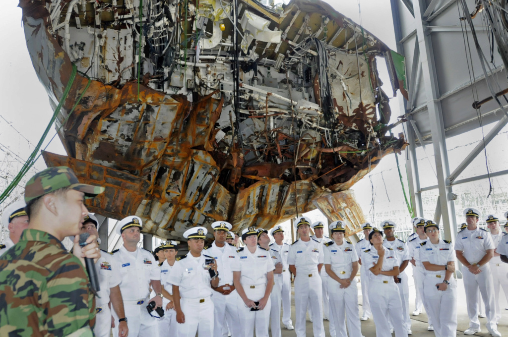 Republic of Korea Navy - Marine de la Corée du Sud - Page 5 1451