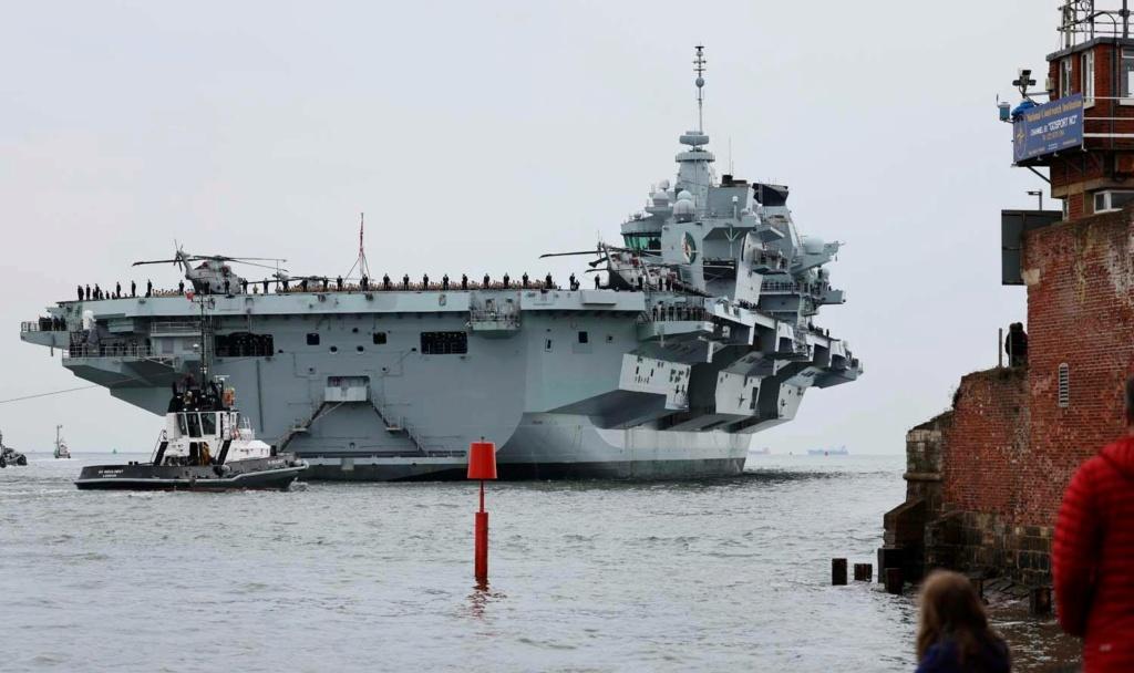 Royal Navy : les news - Page 11 1454