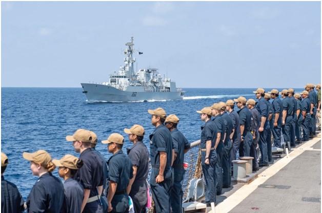 Pakistan Navy - Marine Pakistanaise 1563