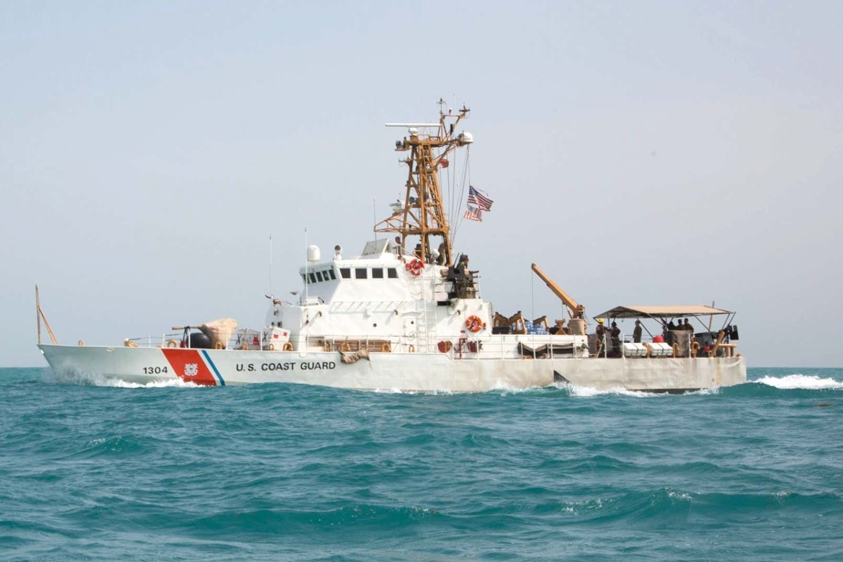 U. S. Coast Guard (garde-côtes des États-Unis) - Page 3 1581
