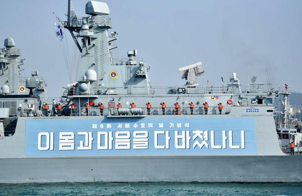 Republic of Korea Navy - Marine de la Corée du Sud - Page 5 159