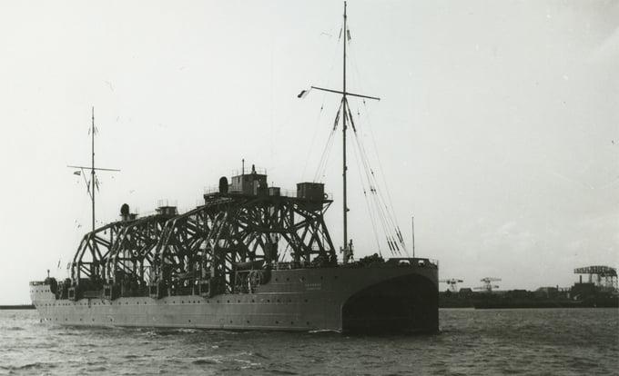 les plus vieux navires de guerre toujours en activités 16118