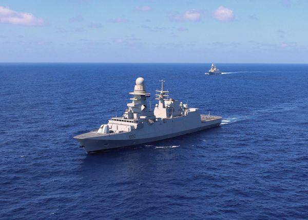 NATO Maritime Command  1706