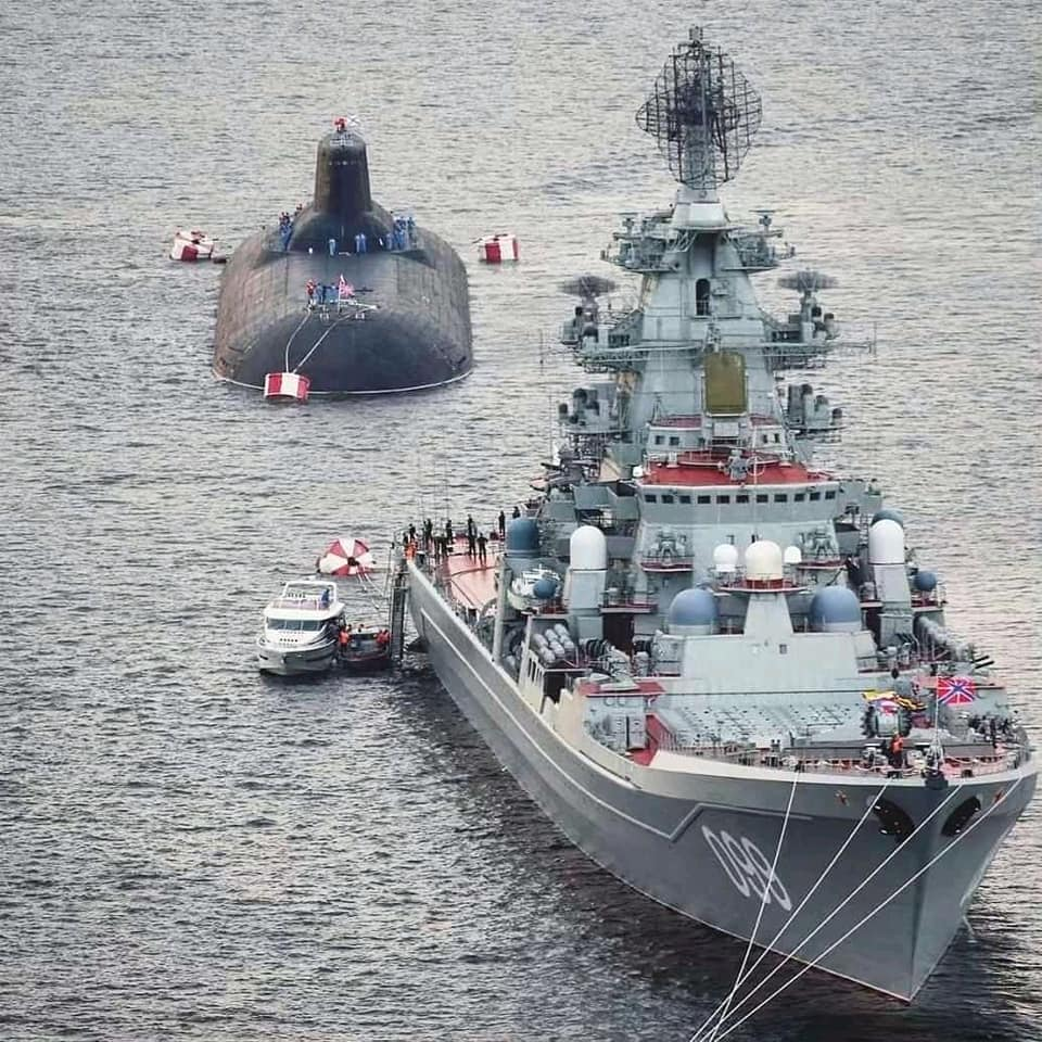Russian Navy - Marine Russe - Page 30 17126