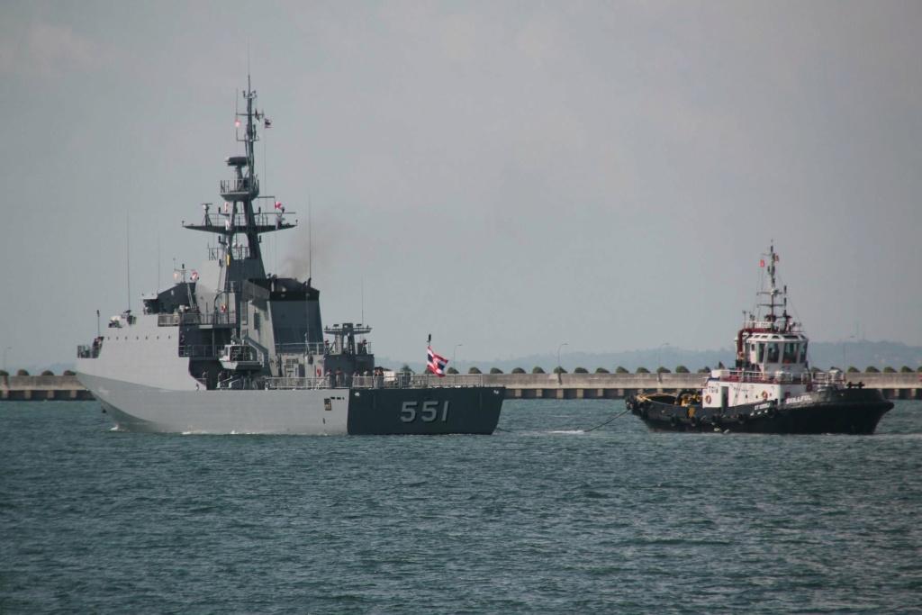 Marine royale thaïlandaise - Royal Thai Navy 1a10