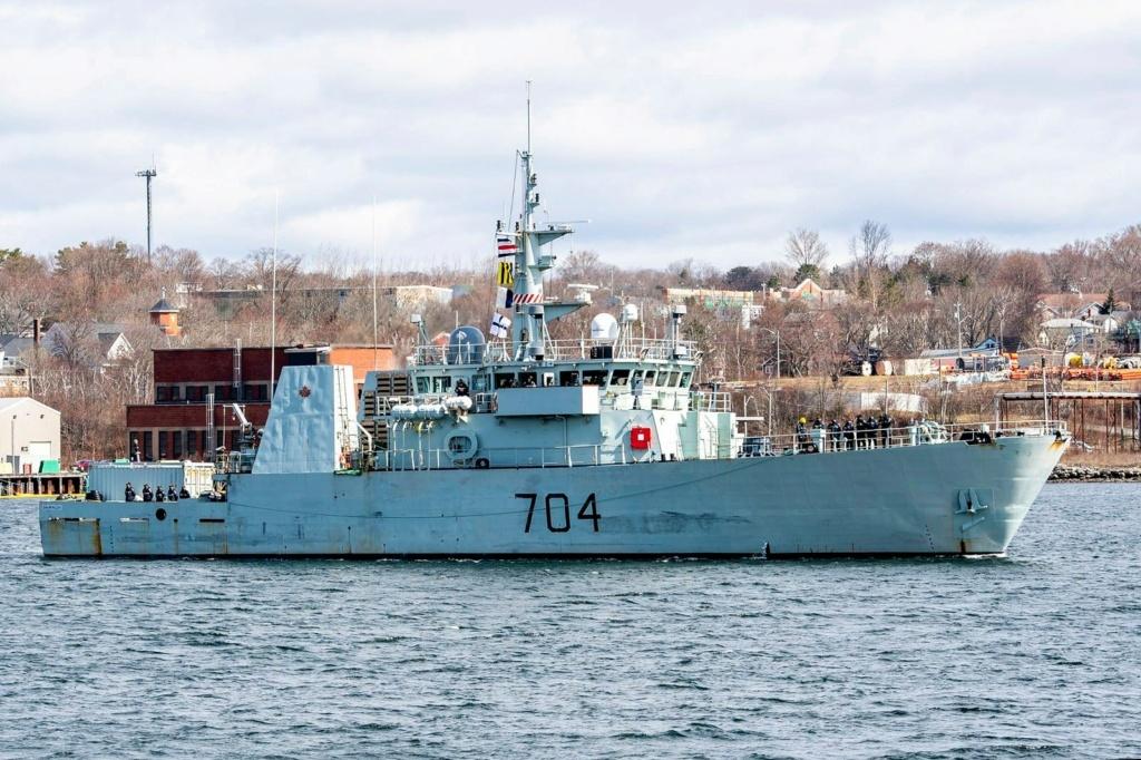 marine Royale Canadienne  2164
