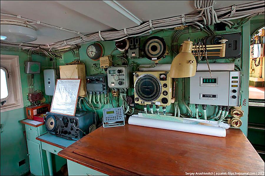 les plus vieux navires de guerre toujours en activités 22119