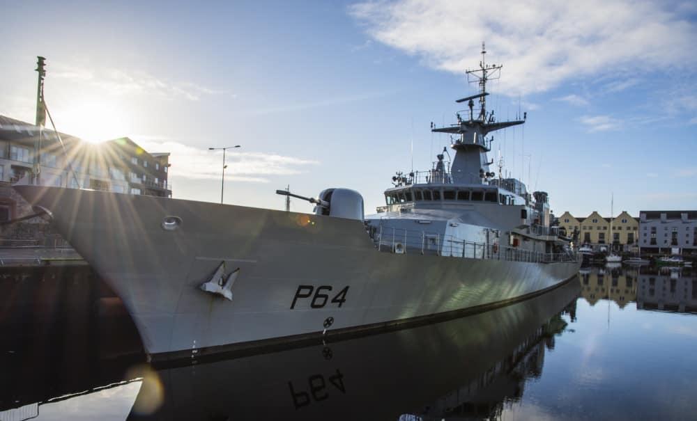 Irish Naval Service - Force Navale Irlandaise - Page 3 2235