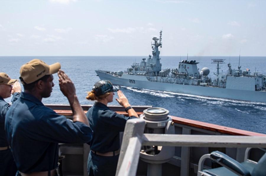 Pakistan Navy - Marine Pakistanaise 2383