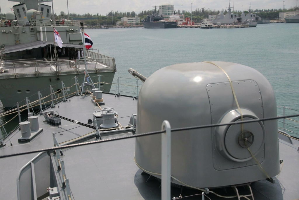 Marine royale thaïlandaise - Royal Thai Navy 2511