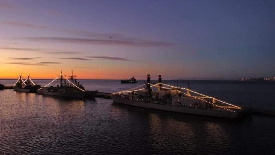 Chilean Navy - Marine chilienne 2541