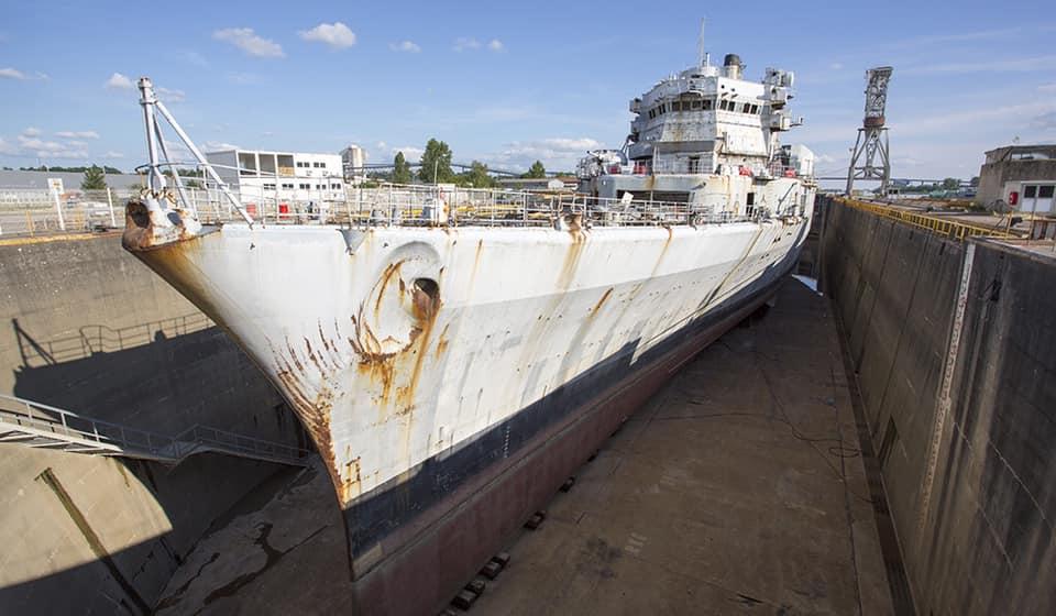 navires au déchirages 2628