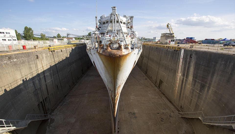 navires au déchirages 2724