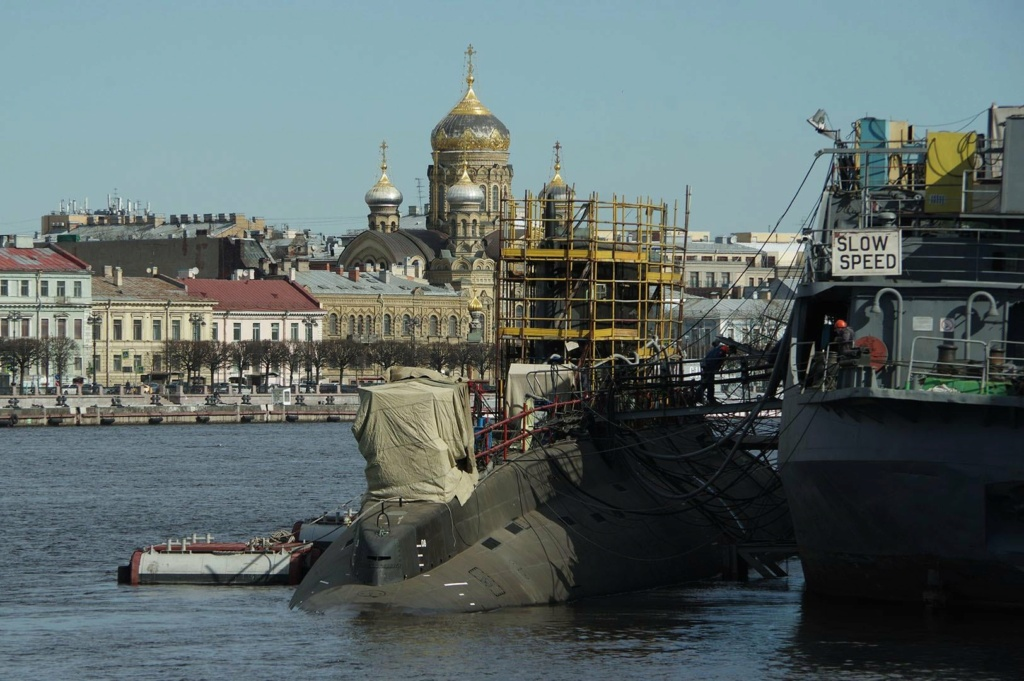 Russian Navy - Marine Russe - Page 27 3022