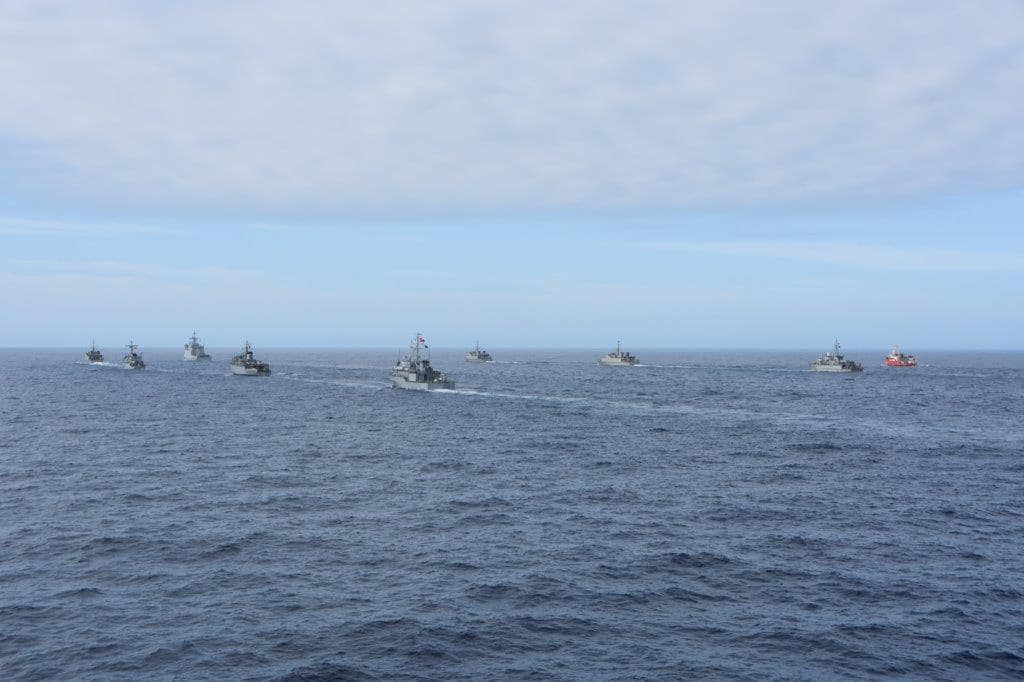 NATO Standing Naval Forces & NATO exercises - Page 15 3029