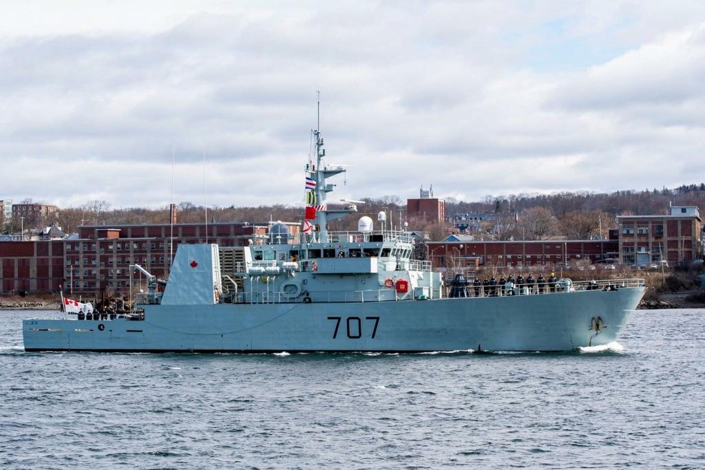 marine Royale Canadienne  3141