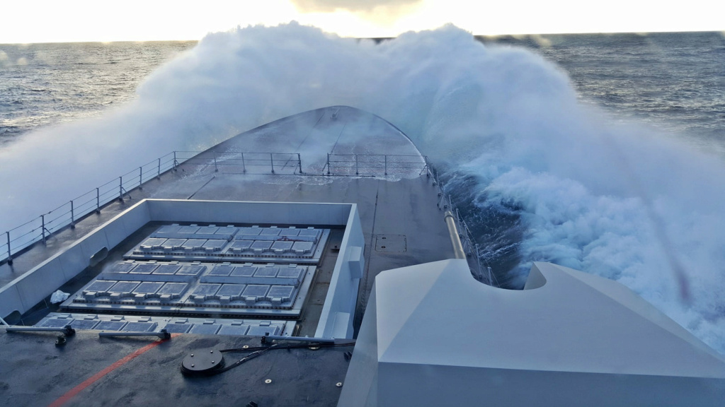 HMS Queen Elizabeth CSG21 32107