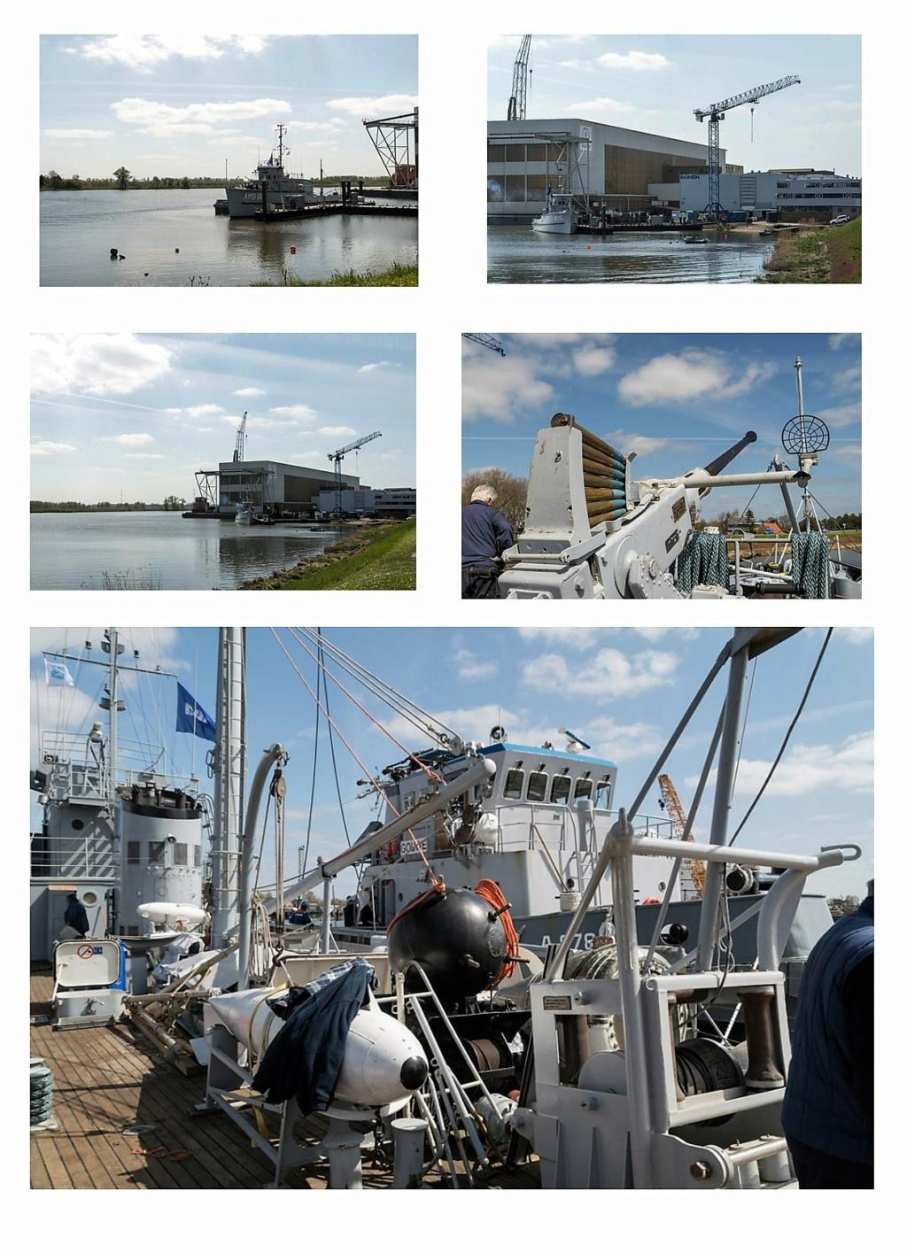 """BERNISSE (ex SPA """"Dragueur de mines côtier"""") - Page 14 3249"""