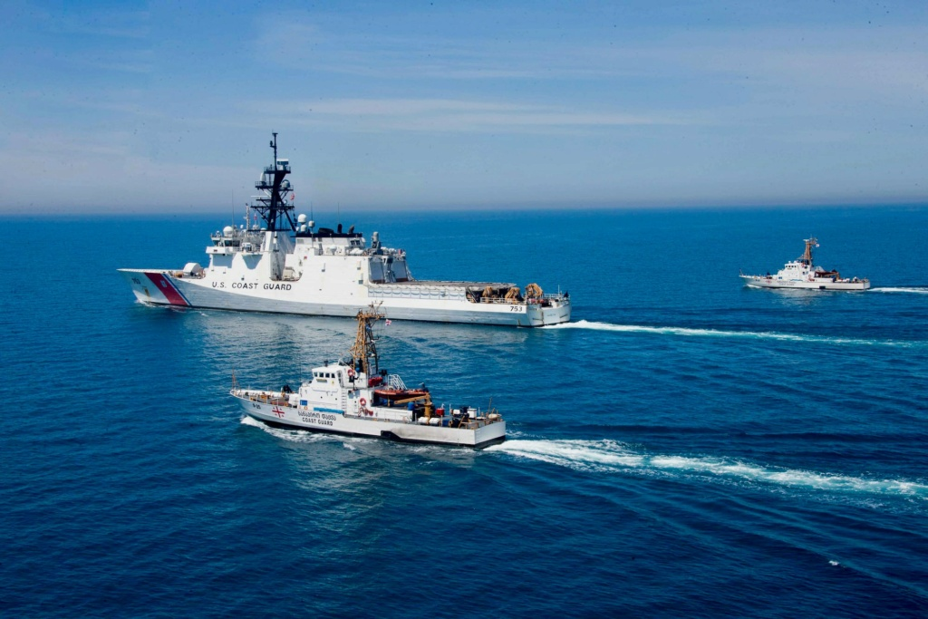 U. S. Coast Guard (garde-côtes des États-Unis) - Page 6 3507
