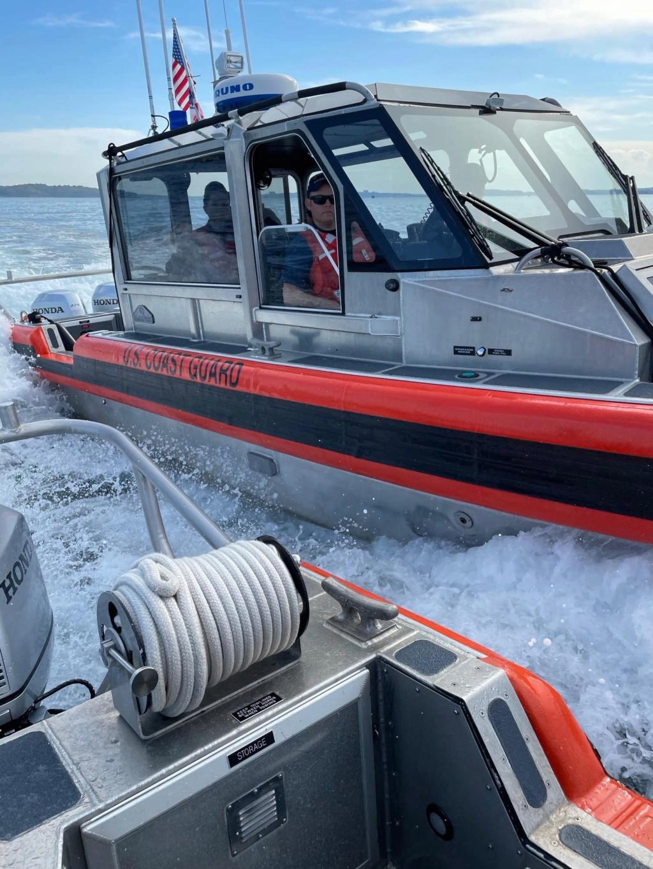 U. S. Coast Guard (garde-côtes des États-Unis) - Page 6 3509