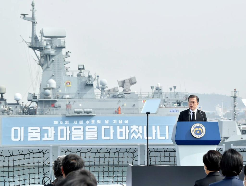 Republic of Korea Navy - Marine de la Corée du Sud - Page 5 354