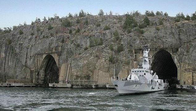 Swedish Navy - Maine Suédoise - Page 2 4023