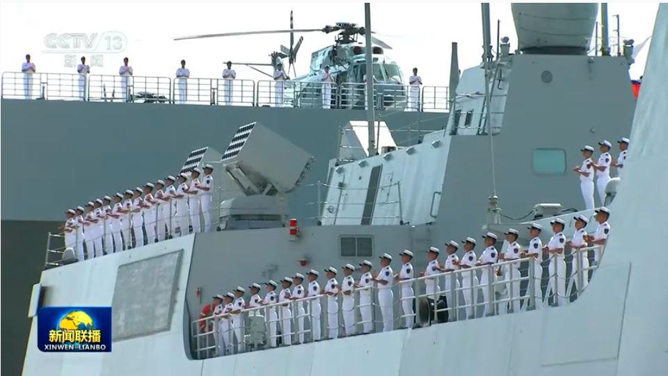 Marine chinoise - Chinese navy - Page 18 4151